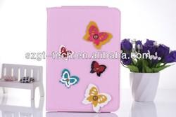 custom tablet case for ipad mini 2, for ipad mini2 PU case