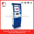 2013 venda quente receptor de dinheiro de pagamento automático da máquina