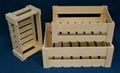 Nuevo 2014 popular y barato de madera del vino cajones/jaulas embalaje para la venta/barata vintage cajones/jaulas embalaje de madera para venta al por mayor