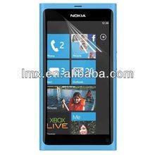 Lcd screen protector shield for Nokia lumia 800 oem/odm(Anti-Glare)