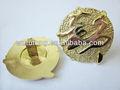 brinquedos de plástico de moeda de ouro