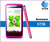 "4.5"" Capacitive Unlocked gsm Phone lenovo s720"