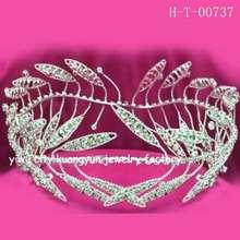 Rhinestone crowns pageant crowns wedding crowns