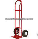stainless steel hand trolley trailer