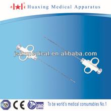 disposable tru-cut biopsy needle