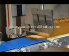 dairy product slicer ultrasonic cutter cheese making machine
