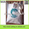 Promotional design handmade cotton bag
