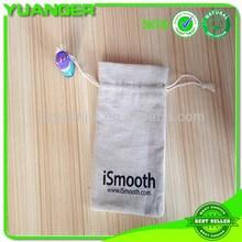 Hot sell stylish handmade linen bags