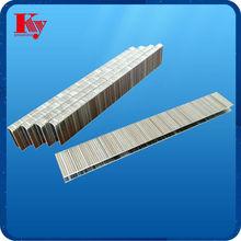 stainless steel industrial fence u shape 4 j staples