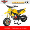 2013 new 49cc 2 stroke Mini Motard, Pocket Bike Cross motorcycle for Kids with CE