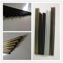 automotive dual wall steel tube zinc and PVF brake line
