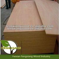 3 ply mahogany veneer plywood hardwood board