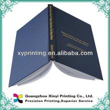 A5 Fabric catalogue book