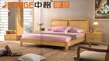 kerala style furniture oak bedroom set w5304#