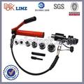 Presse hydraulique outil/knockout outil de poinçonnage/perforatrice acier