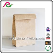 2014 100% natural brown kraft grocery paper bag