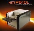 hiti p510l portátil del tinte de sublimación térmica impresora de fotos