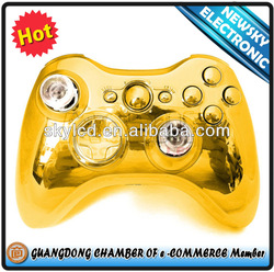 Complete for Xbox 360 Controller Shell Replacement Kit for Complete Xbox 360 Wireless Controller Shell Replacement Kit