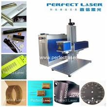 detector de metal usado Fiber laser marking machine