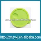 Custom Food grade BPA free silicone Can/jar/Sodar Lids