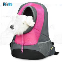 Comfortable Pet bag carry dog backpack bag pet shopping bag