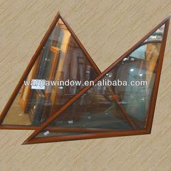 Wanjia aluminium triangle window