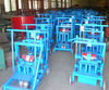 Hot selling small cement brick/block machine QMJ2-45 walking block making machinery