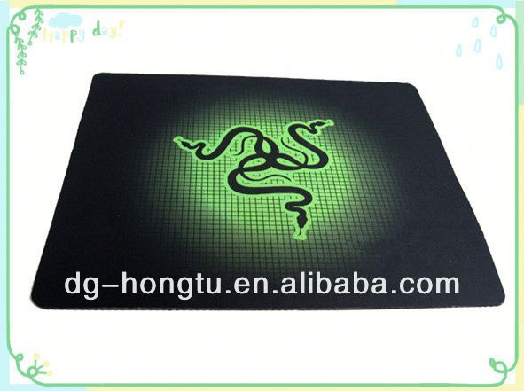 2014 new design waterproof custom printed sexy girl 3d mouse pads