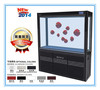 BOYU fashion LG series fish aquarium/fish tank aqaurium with bottom filtration system