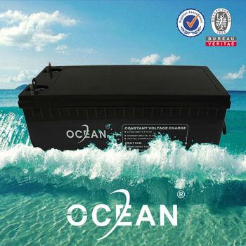 ocean solar battery 12v 150ah high quality photovoltaic cell