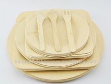 Eco Bamboo Picnic plate