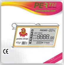 led clip board display electronic paper shelf label digital epd screen epaper price tag