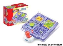 Fun maze game set for children