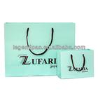 popular promotional retail carry bag printing