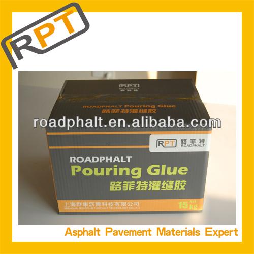 Roadphalt asphalt concrete crack filler