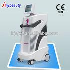 Long pulse hair removal beauty equipment nano hair removal