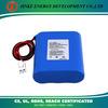 battery pack rechargeable battery pack 18650 rechargeable lithium 2200mah 12v battery pack
