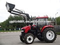 Tractor agrícola barata hecho en china con air-co, calentador de