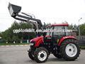 Tractor agrícola barata hecho en china con air-co, calentador de