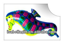 hot sale sea horse-shaped balloons for kids