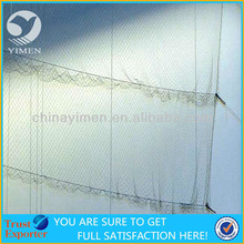 Bird Mist Net 30*30mm Mesh 1.5m*18m 3 Pockets Tethered Perfect for Bird Banding