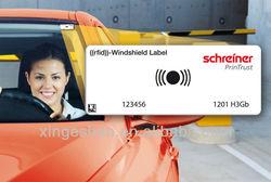 UHF RFID Car parking solutions