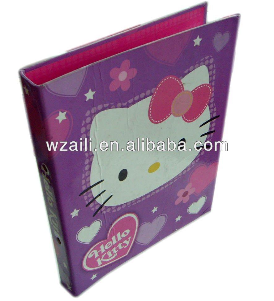 Folders de Hello Kitty Hello Kitty File Folders