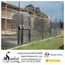Backyard metal fence gates(Manufacturer directly)