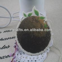 customized paper air car freshener fruit hanging car freshener