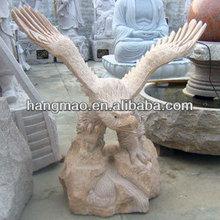 Outdoor Large Stone Eagle Statue