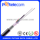 GYTA53 outdoor single mode cable optical fiber