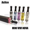 Aslice gift mini vivi nova 2.0ml pyrex glass 2.0ml mini vivi nova