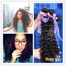 Cheap 5a grade 100% human Virgin Brazlian Hair weaving