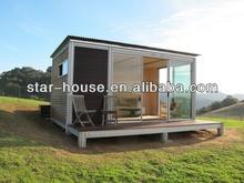affordable smart design container homes for restaurant & kiosk